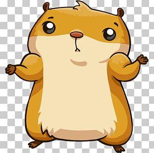 Telegram Hamster Sticker Jurassic World Evolution VKontakte PNG