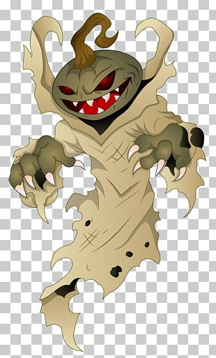 Halloween Monster PNG