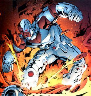 Cyborg Beast Boy DC Comics Comic Book PNG