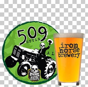 Beer Ale Imperial Pint Iron Horse Brewery PNG