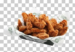 Crispy Fried Chicken Buffalo Wing Chicken Nugget Chicken Fingers PNG
