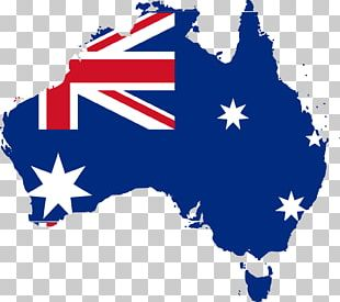 Flag Of Australia Map National Flag PNG