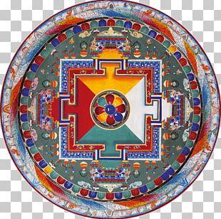 Mandala Tibetan Buddhism Sacred Temple PNG