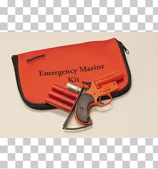 Flare Gun Pistol Revolver PNG