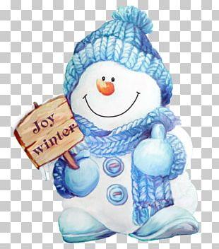 Snowman Christmas Desktop PNG