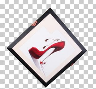 Shoe Computer File PNG