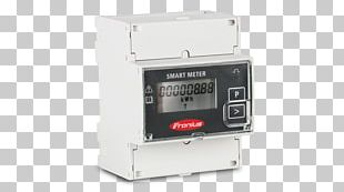 Smart Meter Solar Inverter Fronius International GmbH Solar Panels Solar Power PNG
