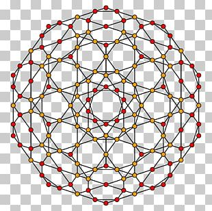 Symmetry Circle Point Pattern PNG
