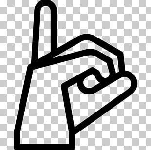 Gesture Hand Computer Icons Sign Language Thumb Signal PNG