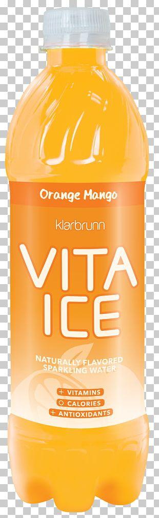 Orange Drink Orange Soft Drink Orange Juice Enhanced Water Product PNG