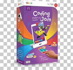 Osmo Coding Game Kit Osmo Coding Jam Computer Programming PlayStation 4 PNG