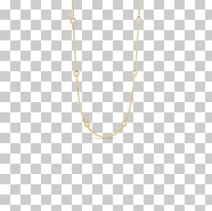 Jewellery Necklace Chain Gold Charms & Pendants PNG