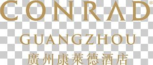 Conrad Guangzhou Conrad Hotels Tourism Logo PNG