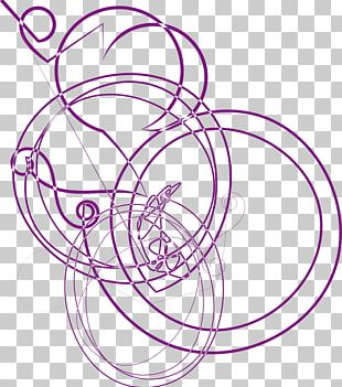 Circle Point Line Art Venn Diagram PNG