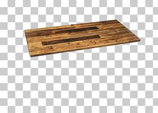 Table Reclaimed Lumber Standing Desk Wood PNG