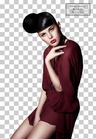 Model Photo Shoot Fashion Woman Her PNG