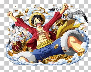 Monkey D. Luffy One Piece Treasure Cruise Shanks Portgas D. Ace Trafalgar D. Water Law PNG