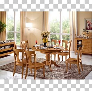 Dining Room Table Matbord Living Room Furniture PNG