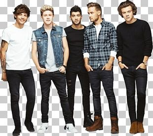 One Direction Musical Ensemble PNG