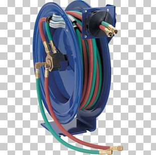 Oxy-fuel Welding And Cutting Hose Reel Acetylene PNG