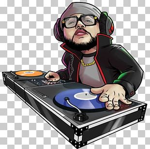Disc Jockey Music DJ Mix Mixtape PNG