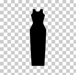 Little Black Dress Clothing Cocktail Dress Sleeve PNG