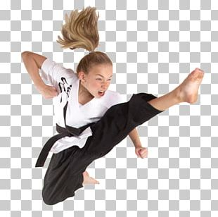 Martial Arts Karate Kick Video PNG