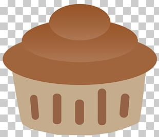 Cupcake Muffin Frosting & Icing Chocolate Cake PNG