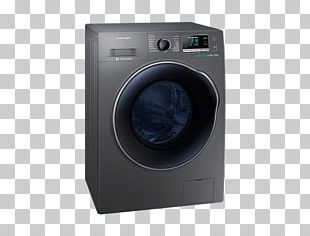 Washing Machines Samsung Clothes Dryer Home Appliance PNG