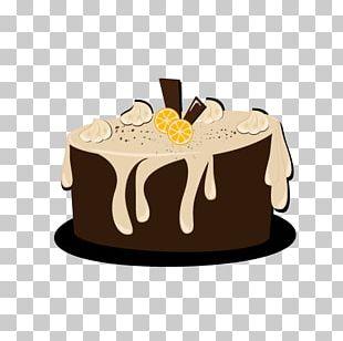 Chocolate Cake Birthday Cake Torte Fruitcake PNG