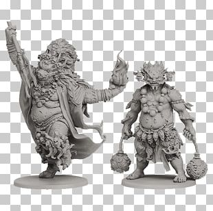 CMON Limited Board Game Miniature Wargaming Set PNG
