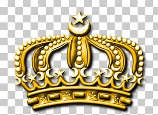 Crown Monarch King Logo PNG