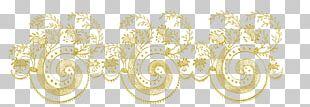 Tea Paper Snowflake Pattern PNG