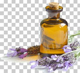 Lavender Oil PNG