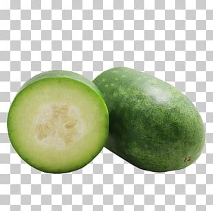 Wax Gourd Vegetable Melon Food Fruit PNG