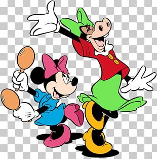 Clarabelle Cow Daisy Duck Minnie Mouse Mickey Mouse Horace Horsecollar PNG