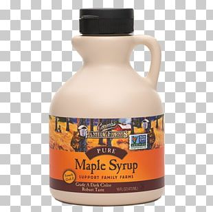 Maple Syrup Organic Food Pancake Bascom Maple Farms PNG