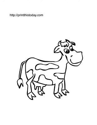 Cattle Kindergarten Worksheet Pre-school Mathematics PNG