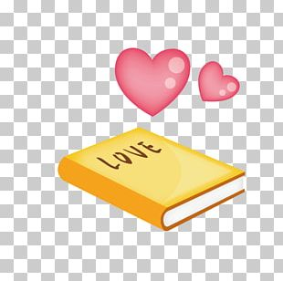 Love Book PNG