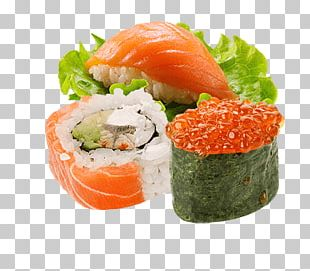 Sushi Selection PNG