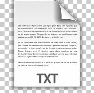 Text File Computer Icons Macintosh Operating Systems Computer File PNG