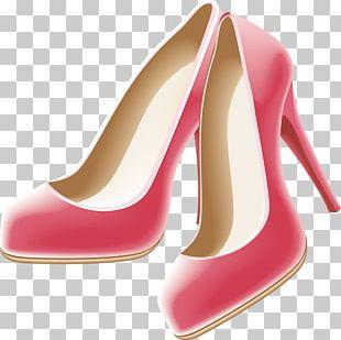High-heeled Footwear Ballet Flat Shoe PNG