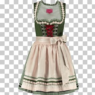 Oktoberfest Dirndl Folk Costume Dress Furniture PNG