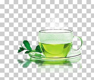 Green Tea Longjing Tea White Tea Flowering Tea PNG