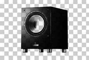 Subwoofer Studio Monitor Computer Speakers Canton Electronics High Fidelity PNG