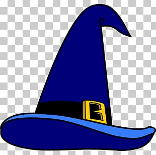 Witch Hat Magician PNG