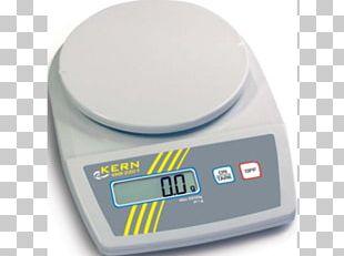 Measuring Scales Kern & Sohn Bascule PNG
