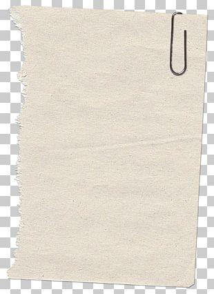 Paper Wood Beige Brown Material PNG