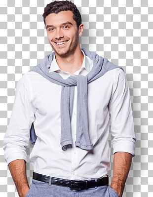Smart Casual Male Shirt Clothing PNG