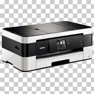 Multi-function Printer Brother Industries Inkjet Printing PNG